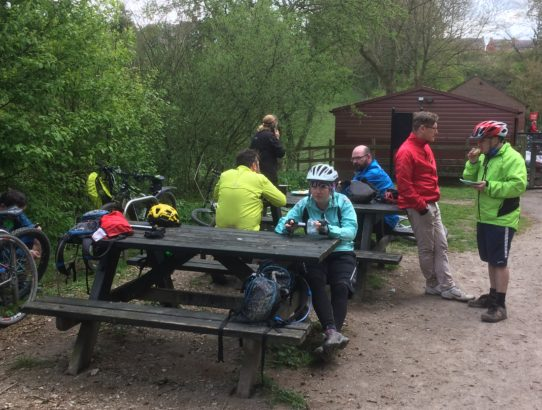 Cycling The Tissington Trail in Derbyshire